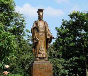 Lý Công Uẩn - vị vua sáng lập vương triều Nhà Lý