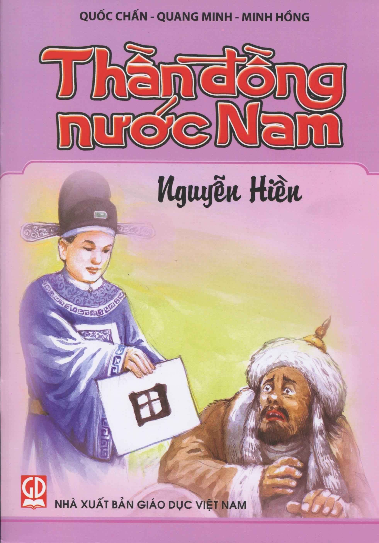 Trạng nguyên 13 tuổi Nguyễn Hiền