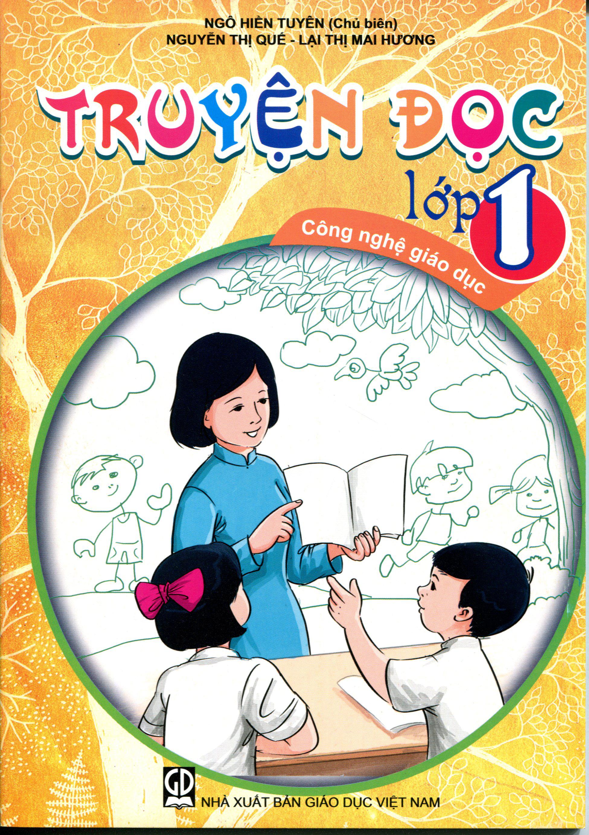 Truyện đọc lớp 1 (Công nghệ giáo dục)